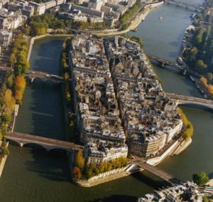 Остров Сен-Луи, Париж