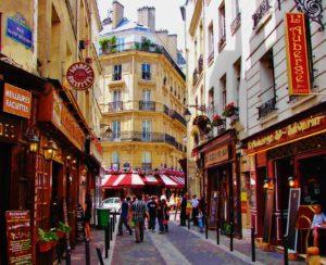 Латинский квартал, Париж