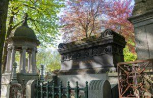 Легенды кладбища Пер-Лашез