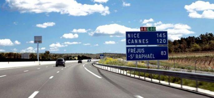 Дорога в Ниццу