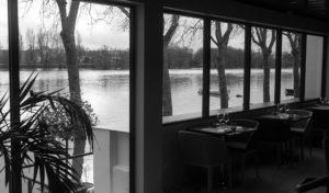 Ресторан Belle Rive в Анже