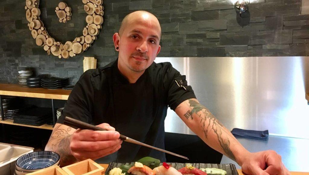 Ресторан AROMA Sushi в Анже