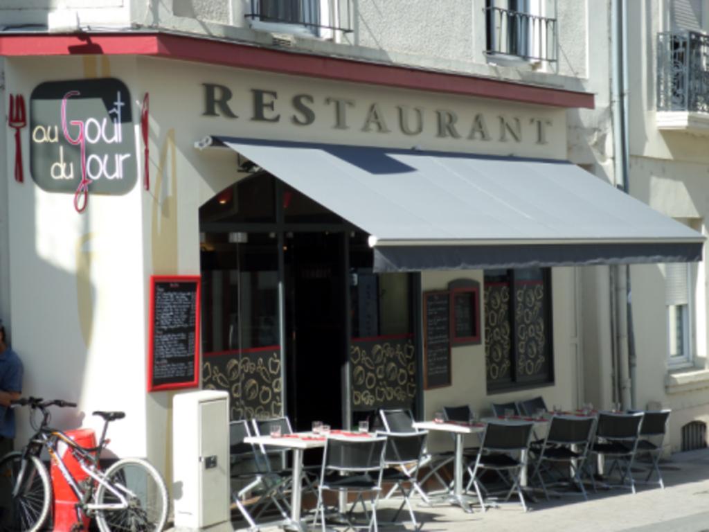Ресторан Au Goût du Jour в Анже, Франция