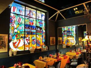 Ресторан l'Entracte в Анже