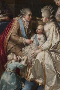 Дети Марии-Антуанетты и Людовика