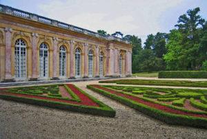 Большой Трианон в Версале фото