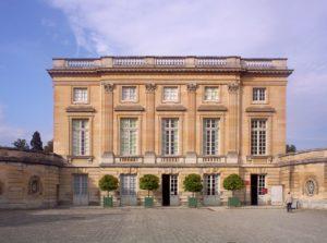 Малый Тираной в Версале архитектор Габриель