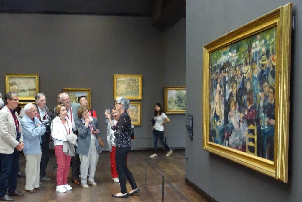 Экскурсии по Парижу с русскоговорящим гидом