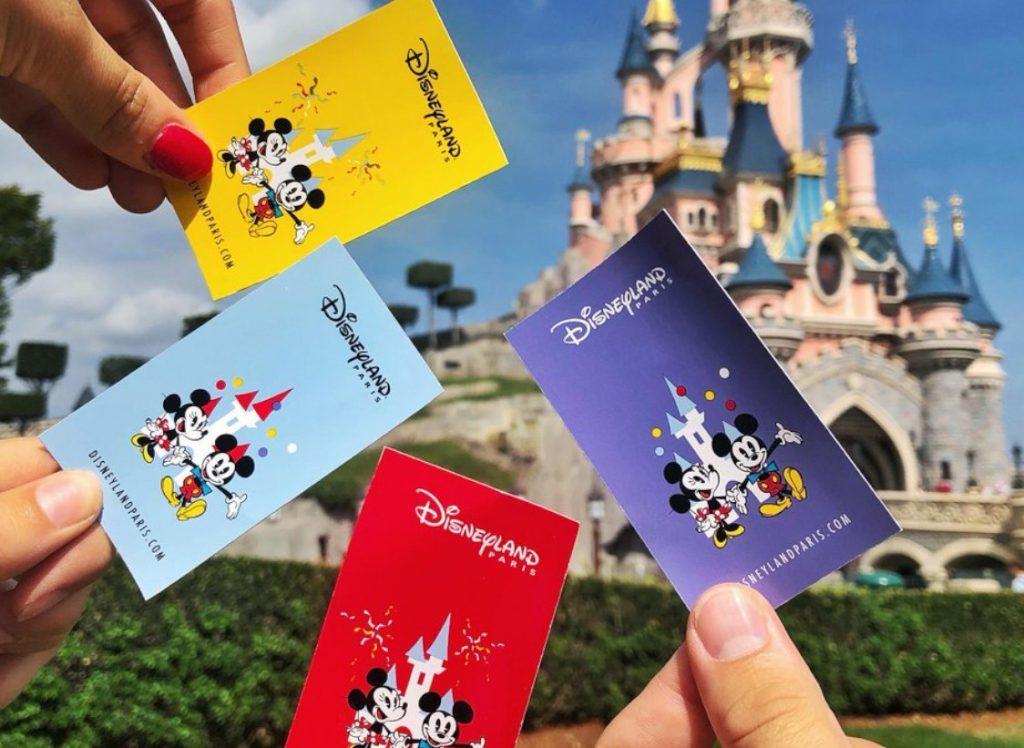 Билеты в Диснейленд Париж купить со скидкой