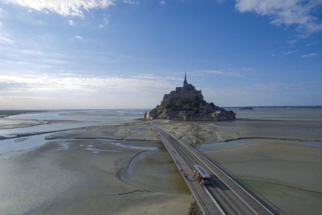 Сен Мало Мон Сен-Мишель