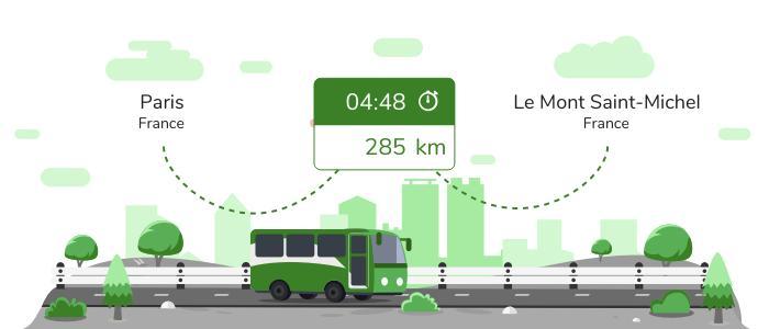 Руан Мон Сен-Мишель как добраться