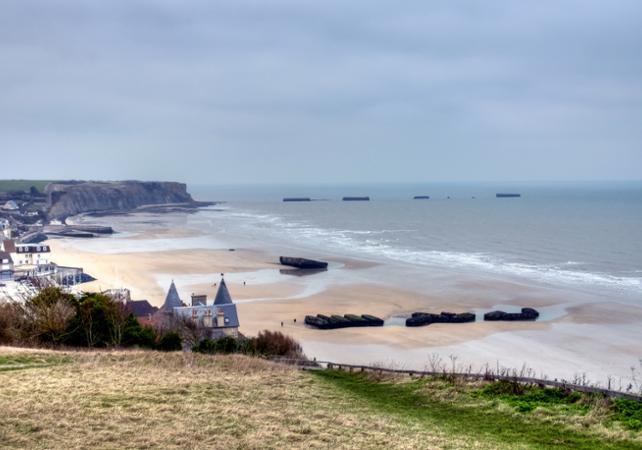 Экскурсии на пляжи высадки союзников в Нормандии с русскоговорящим гидом