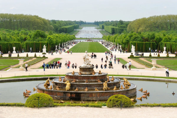 Сады и парк Версаля