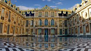 Замок Версаль фото