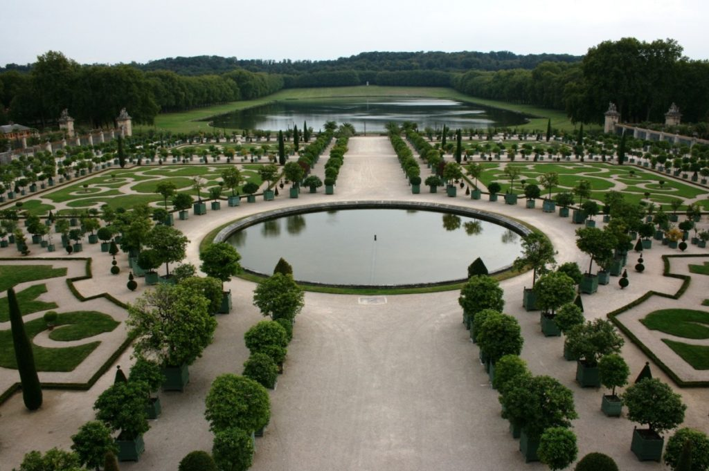 Парк Версальского дворца