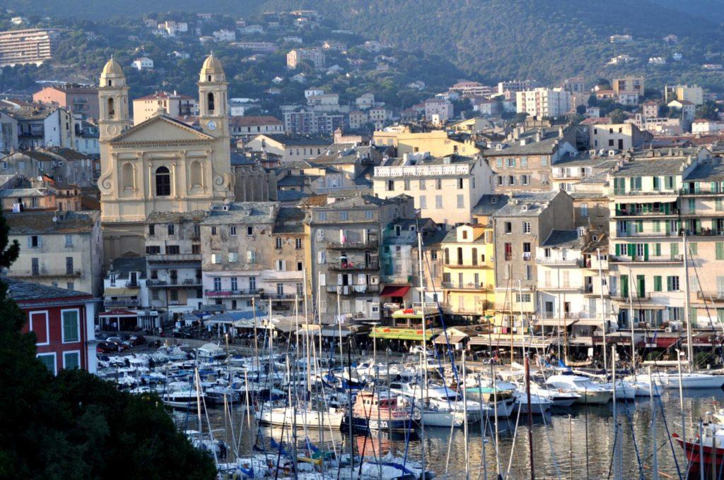 Порт Бастия