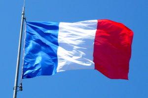 Флаг Франции фото картинки