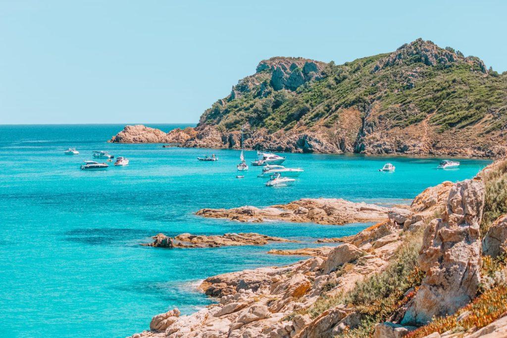 Бесплатные пляжи Сен-Тропе