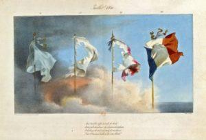 Как выглядит флаг Франции