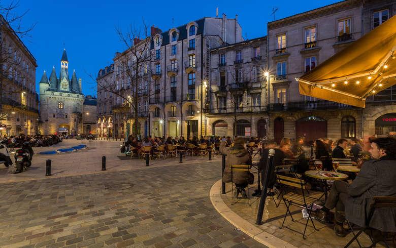 Квартал Святого Петра в Бордо