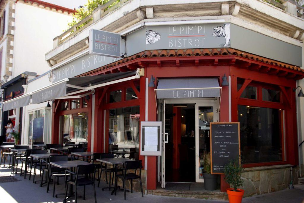 Рестораны Мишлена в Биаррице Франция