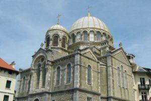 cathédrale alexandre nevsky biarritz