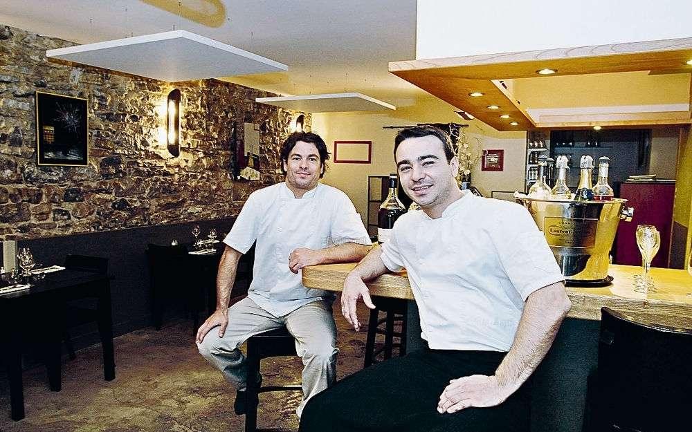 Ресторан Chez Ospi в Биаррице