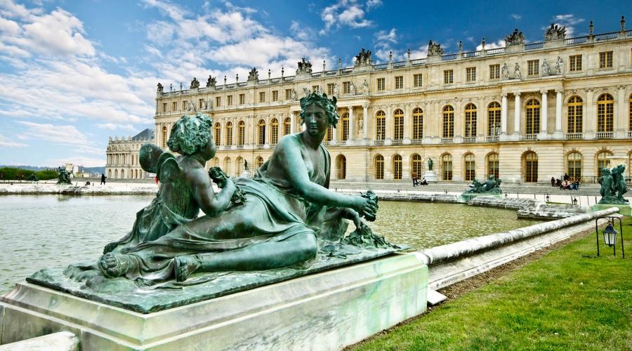 Тур Париж Версаль