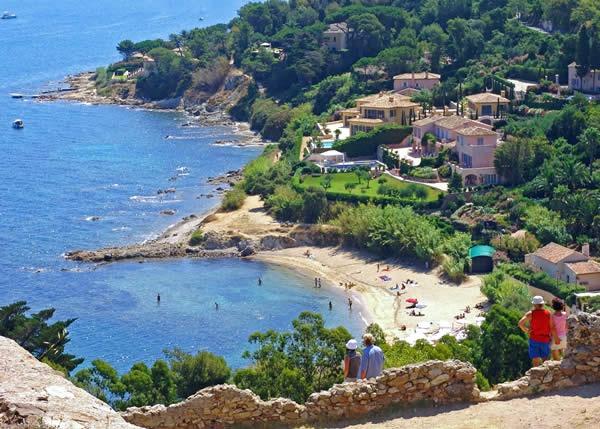 Бесплатные пляжи в Сен-Тропе
