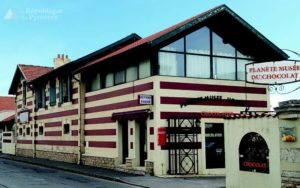 Музей Шоколада Биарриц