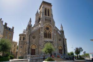 Православная церковь в Биаррице