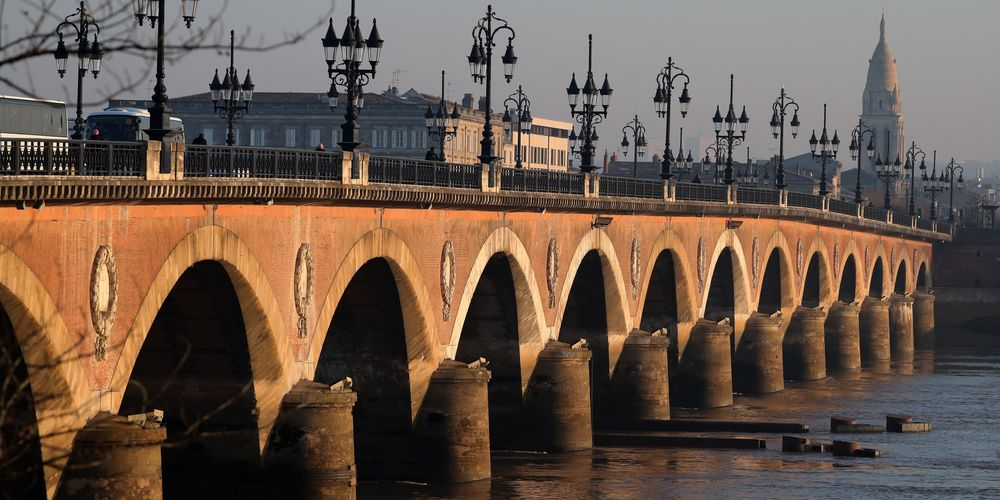 Достопримечательности города Бордо