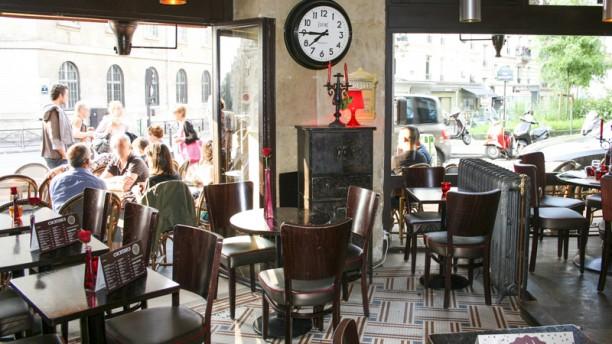 Ресторан Le Café de la Poste