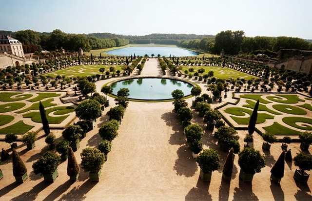 Экскурсия в Версальский парк