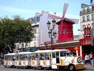 Париж Монмартр экскурсии
