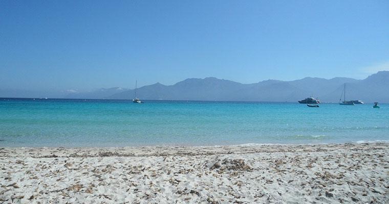 Бастия Корсика пляжи