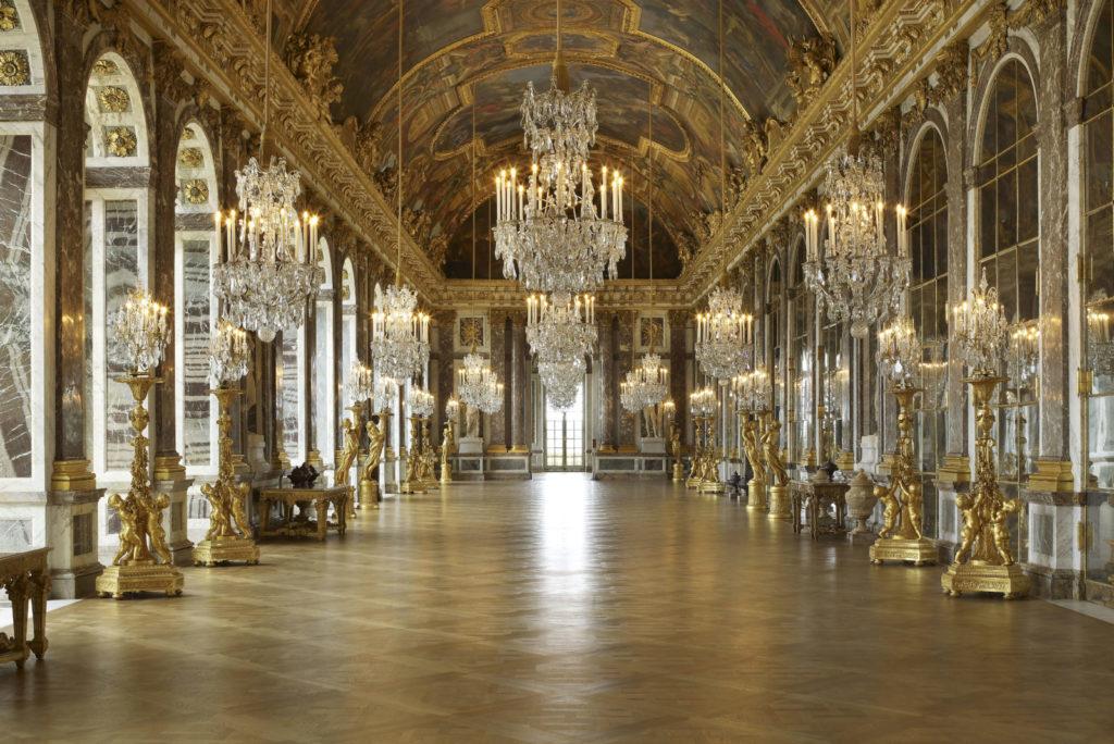 Зеркальный зал Версаль