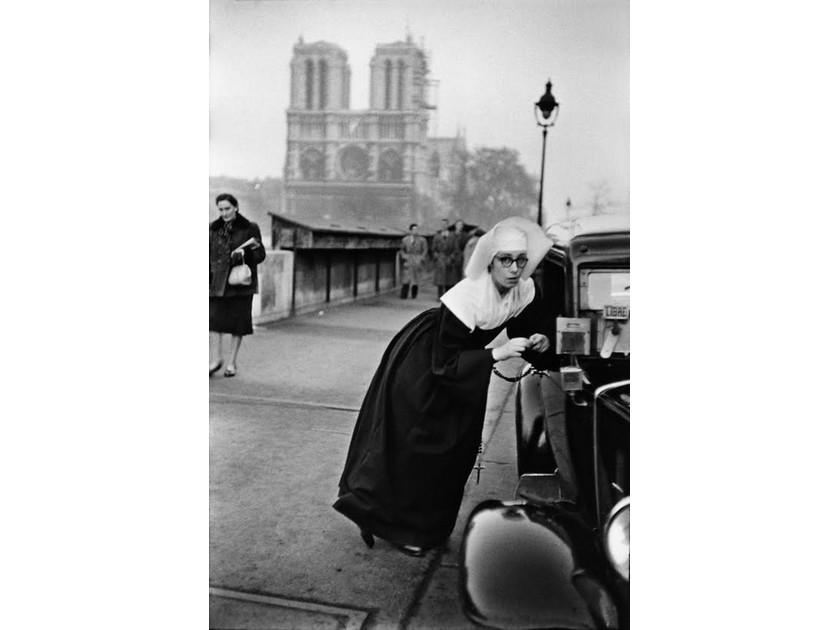 Французские фотографы Нотр-Дам