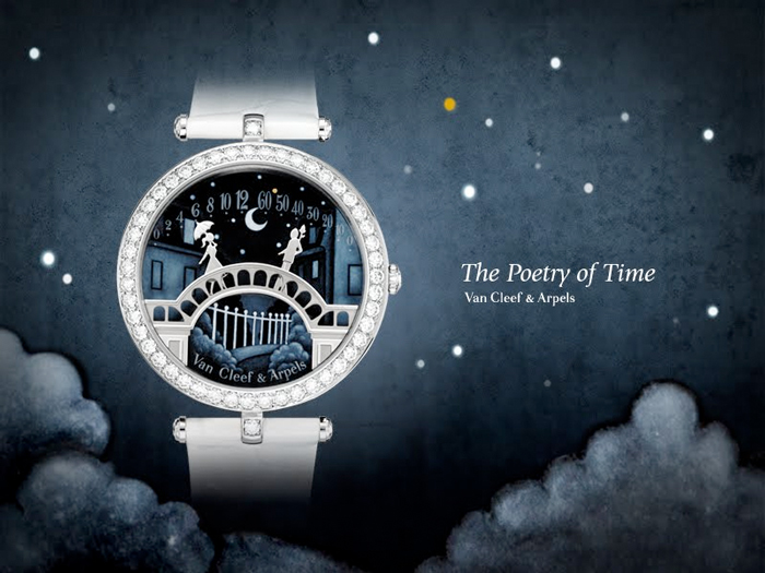 Ювелирные изделия и часы Van Cleef & Arpels