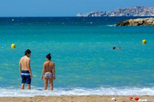 Пляж Прадо
