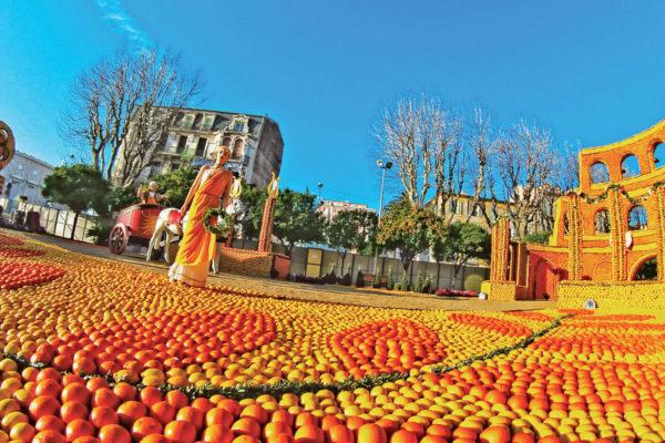 Фестиваль лимона