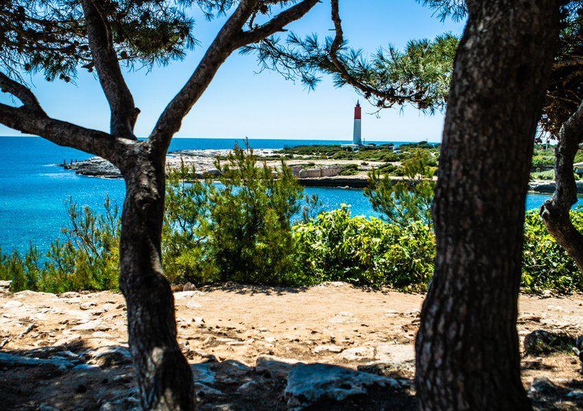 Пляжи около Марселя
