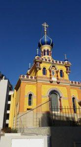 Русская церковь в Ментоне
