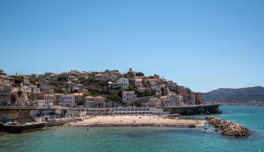Лучшие пляжи Марселя