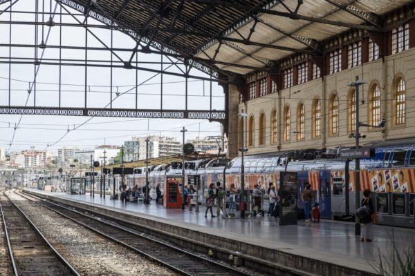 Вокзал Марсель Сен-Шарль