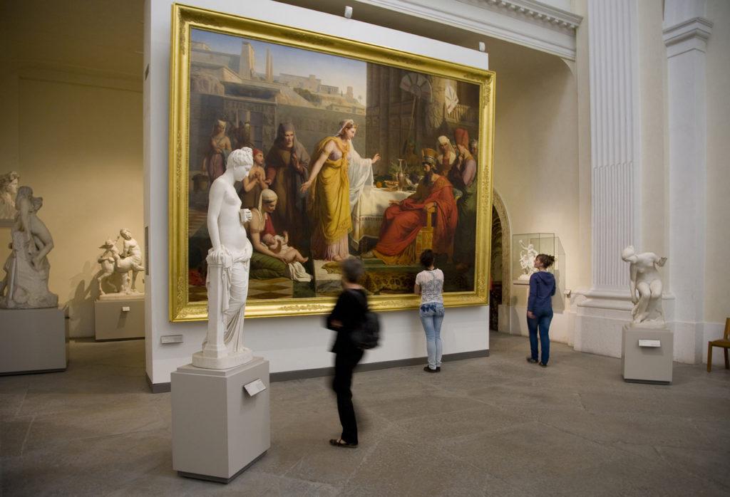Музей изобразительных искусств Лиона (Le musée des beaux arts)