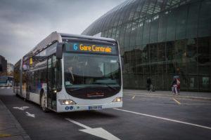 Автобус Франкфурт Страсбург