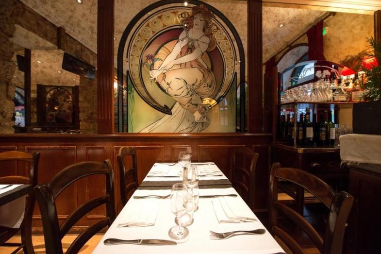 Топ ресторанов в Ницце