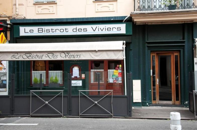 Le Bistrot des Viviers Ницца