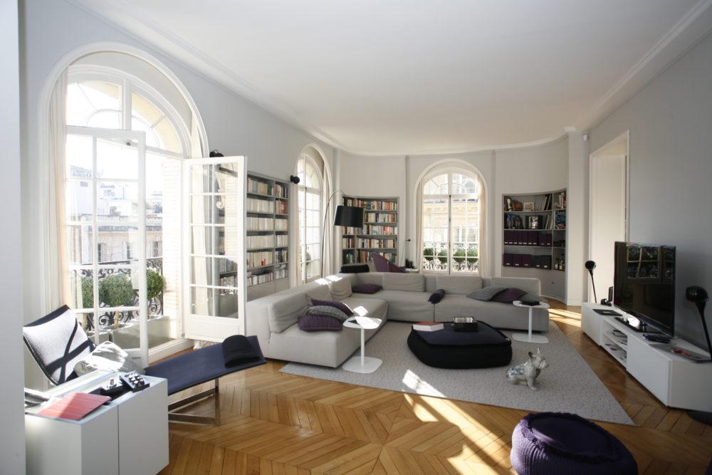 Цены на квартиры в Париже